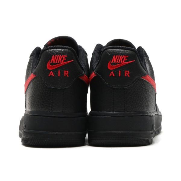 Nike Air Force 1 '07 Schwarz/Rot aa4083-011