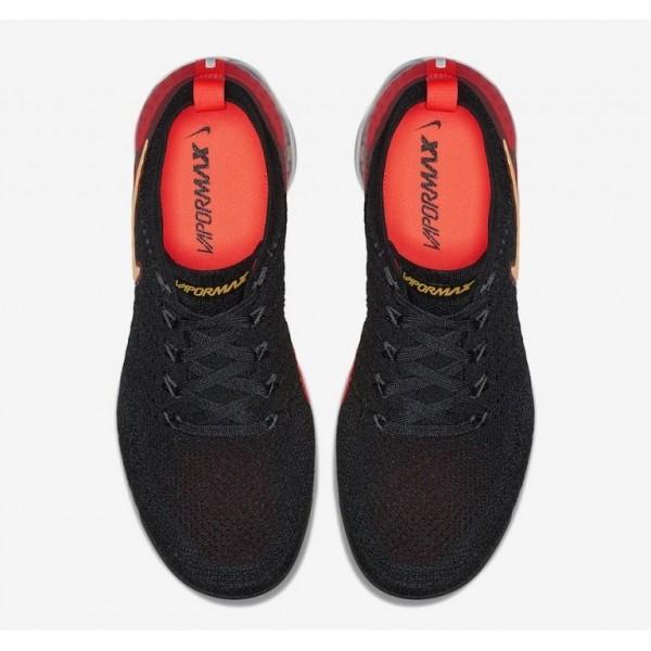 Nike Air VaporMax 2 Flyknit Orange 942842-005