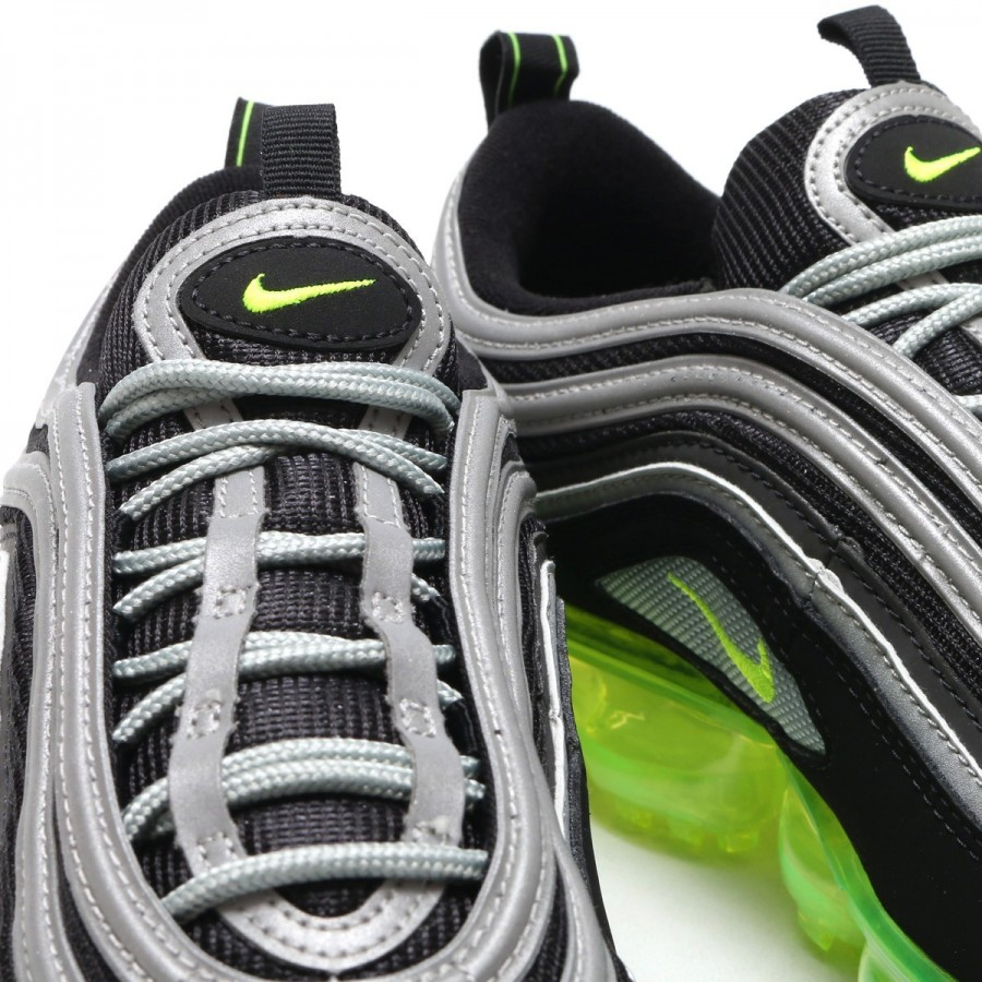 new product 811f7 75d97 Nike Air Vapormax '97 Schwarz/Gelb-Metallisch Silber-Weiß aj7291-001