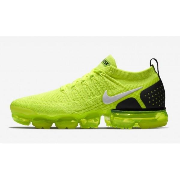 Nike Air VaporMax Flyknit 2 'Gelb' 942842-700