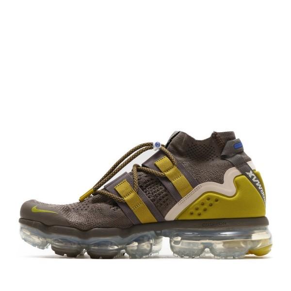 Nike Air Vapormax Fk Utility Braun/Peat Moss-Khaki-Blau ah6834-200