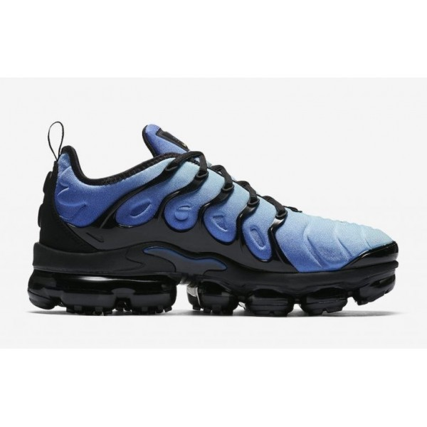 Nike - Air VaporMax Plus 'Original Fade' Blau/Schw...