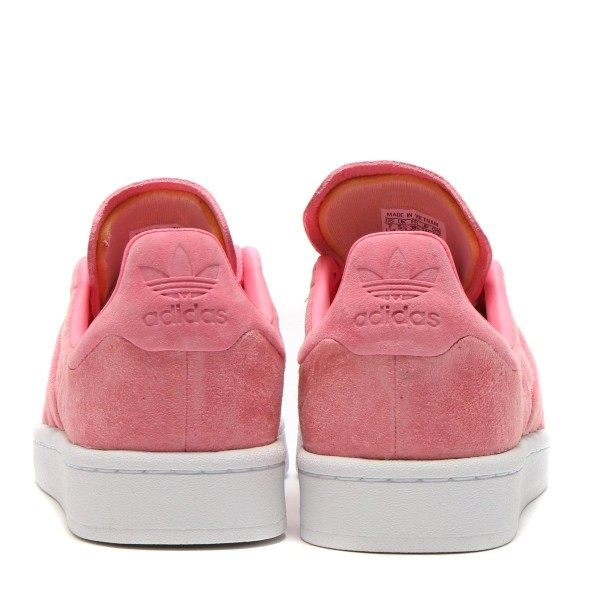 adidas Originals Campus Stitch And Turn Damen Rosa/Rosa/Gold Metallisch cq2740
