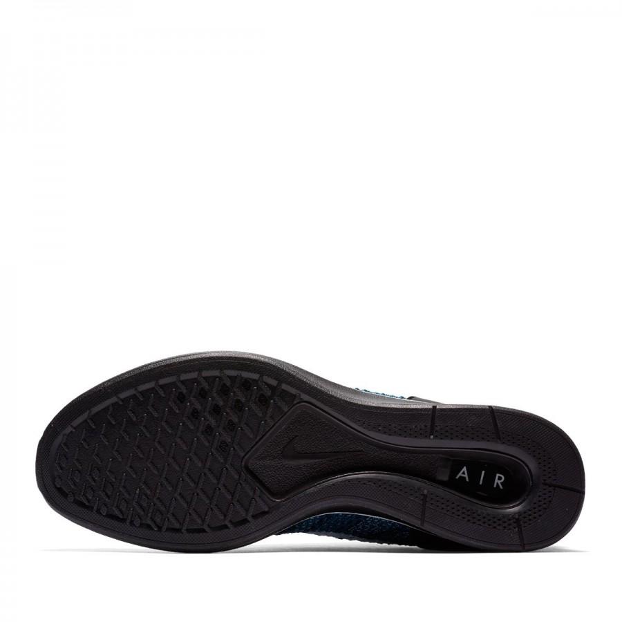 online store 0057b 9c45e Nike Air Zoom Mariah Flyknit Racer Blau/Schwarz-Blau-Weiß 918264-300