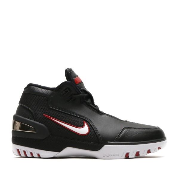 Nike Air Zoom Generation Qs Schwarz/Weiß-Rot aj42...