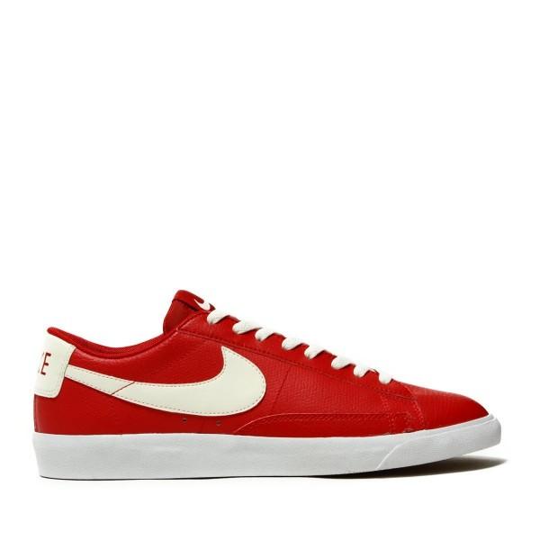 Nike Blazer Low Lthrgym Rot/Beige-Beige-Braun aj95...