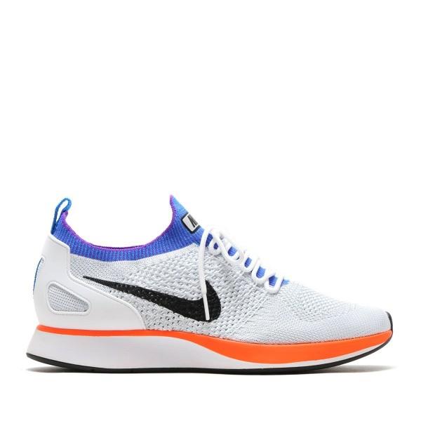 quality design d6472 7dc88 Nike Air Zoom Mariah Flyknit Blau Blau Weiß Schwarz 918264-300