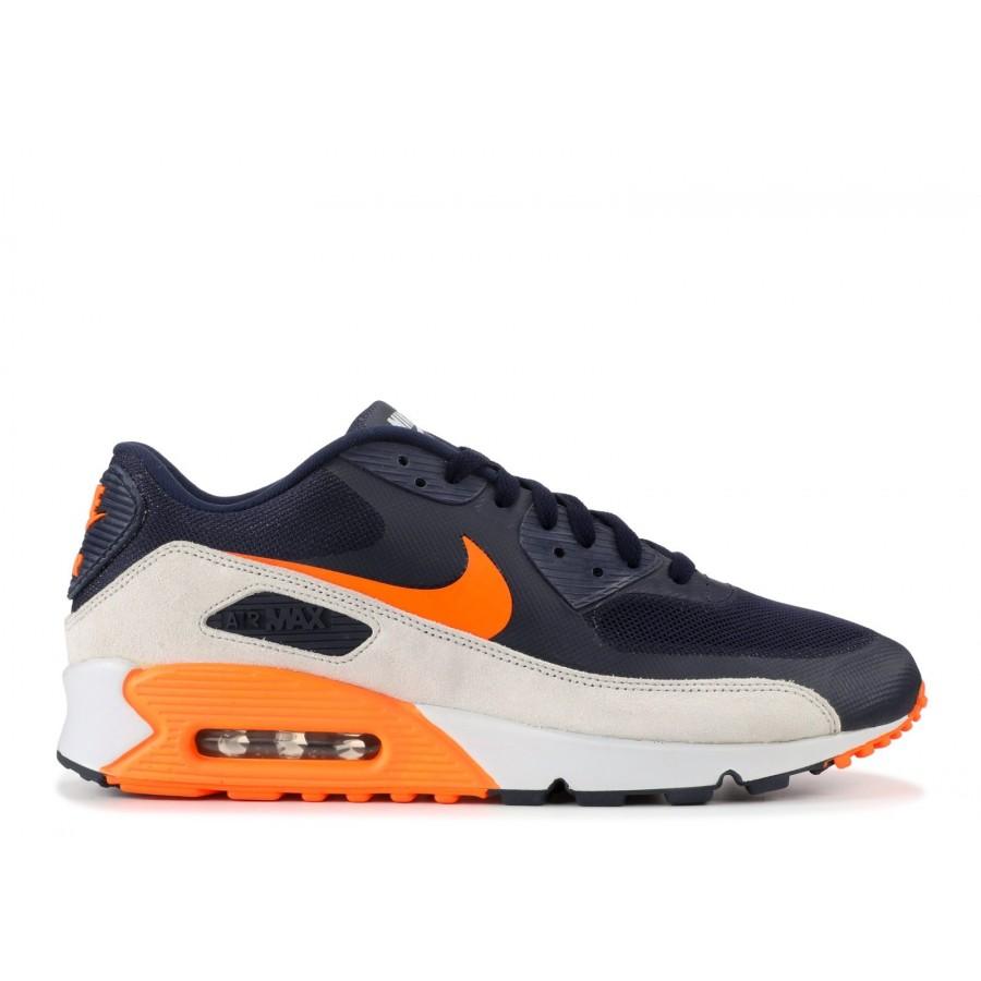 Nike Air Max 90 BlauOrange 532470 480