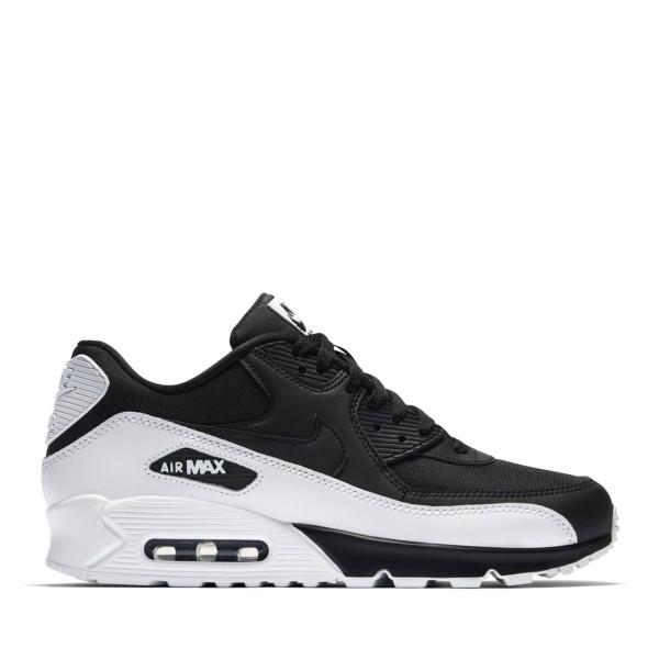 Nike Air Max 90 Essential Schwarz/Schwarz-Weiß 53...
