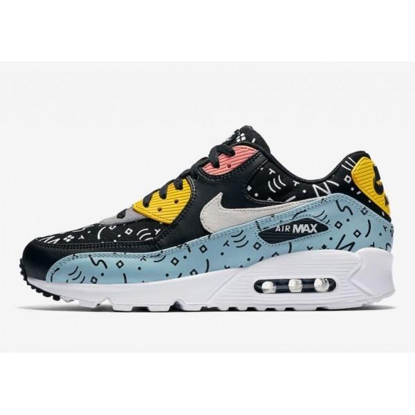 Nike Air Max 90 Random Scribbles 700155-405